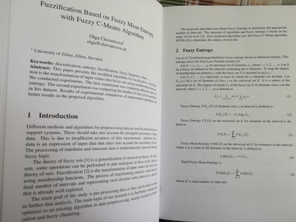 Fuzzification Based on Fuzzy Mean Entropy with Fuzzy C-Means Algorithm